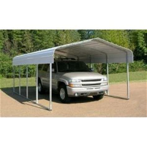 14 ft w x 38 ft l x 12 ft h steel carport