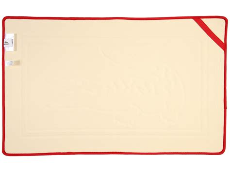 lacoste bath rug lacoste memory foam bath rug shoes shipped free at zappos