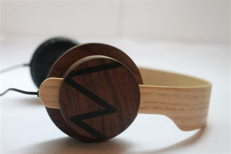 Handmade Headphones - wooden headphone handmade in the netherlands by woodniels