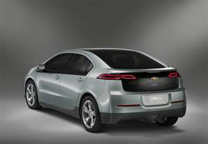 Chevrolet Vol 2011 Chevy Volt Officially Unveiled Finally The Torque