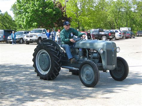 ford 2n tractor flickr photo