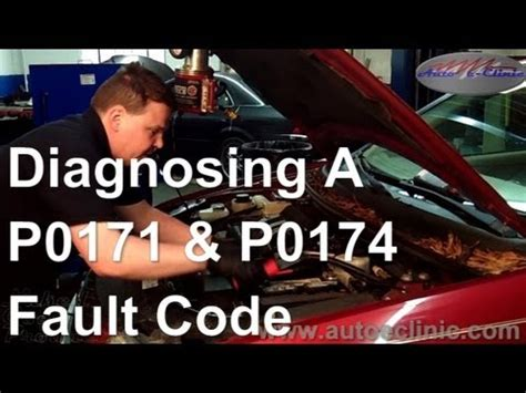 ford p0174 trouble code how to diagnose obd ii fault codes p0171 and p0174 leaking