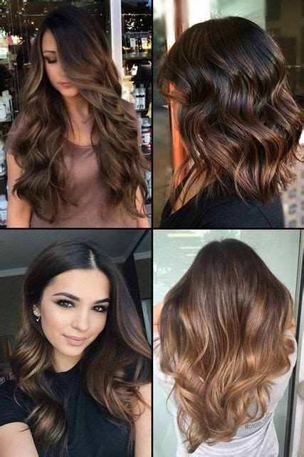 Ak3021 Chocolate Brown M 44 Base top 15 chocolate brown hair with highlights hairstyles