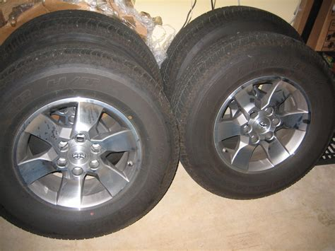 Toyota Tires 2010 4runner 17 Quot Wheels And Tires Toyota 4runner Forum