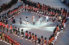 Edinburgh Tattoo Festival Jobs | royal edinburgh military tattoo feature page on