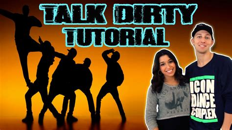 tutorial dance jason derulo talk dirty jason derulo dance tutorial mattsteffanina