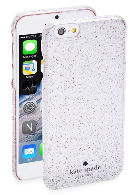 kate spade kate spade new york glitter iphone 6 6s misc accessories shop it to me