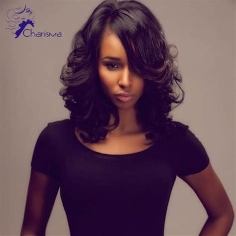 blackwomen short bob body wave hair styles 7a virgin brazilian human hair body wave bob wigs glueless