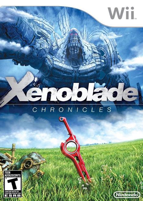 painting for wii here s the american xenoblade chronicles box for wii