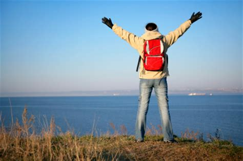 Traveling Light 5 reasons backpackers should travel light