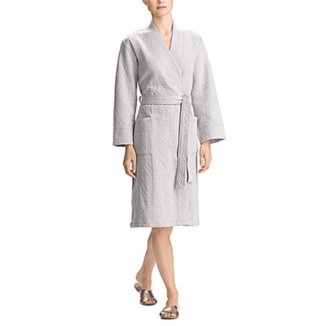 bed bath and beyond robes natori quilted cotton robe bed bath beyond