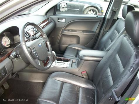 Ford Five Hundred Interior by Black Interior 2007 Ford Five Hundred Limited Photo
