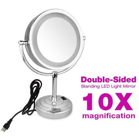 makeup mirror stand with lights magnifying mirror deals on 1001 blocks