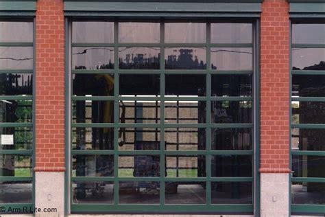 Arm R Lite Fire Department Sectional Garage Doors At Npfd Firehouse Garage Doors