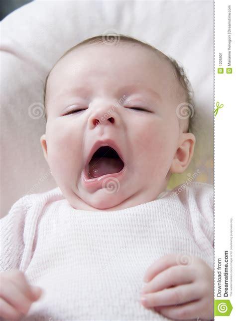 www baby stock image baby expressions sleepy image 1225901