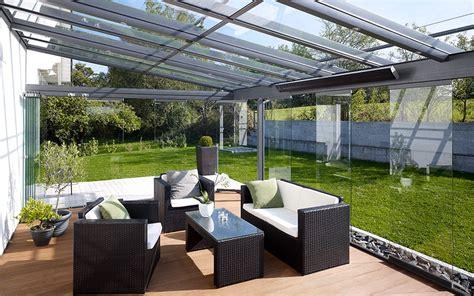 glasveranda wintergarten glashaus light glas schiebet 252 ren terrassen 252 berdachung