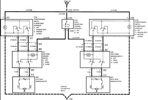 window motor wiring diagram impremedia net