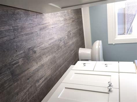 Bathroom hardwood floor, wood look tiles. Interior designs