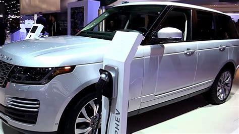 customized range rover interior 2018 range rover customized fullsys features design