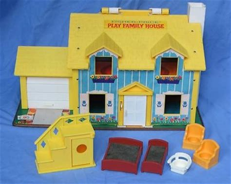 fisher price old doll house 29 best vintage doll houses images on pinterest doll houses dollhouses and vintage dolls