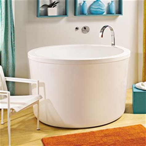 half size bathtub 9 small bathtubs tiny bath tub sizes elledecor com