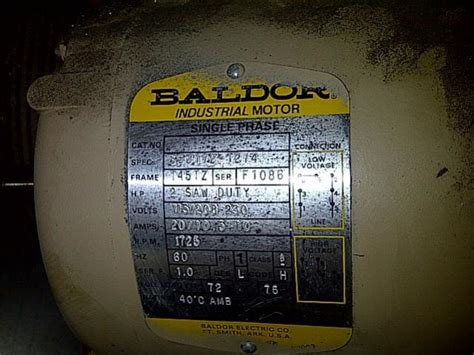 capacitor rating for 5hp motor 5 hp baldor motor wiring diagram get free image about wiring diagram