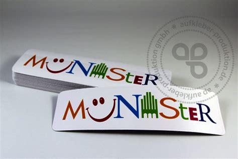 Einzelne Sticker Drucken Lassen by Firmenaufkleber Drucken Aufkleber Produktion De
