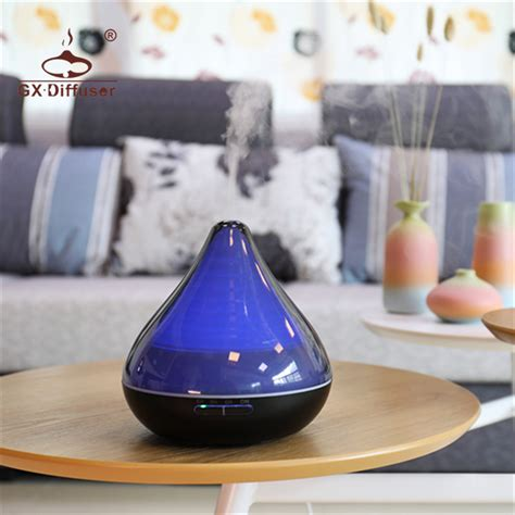 Aromatherapy Purifier Air Cleansing System 6 In 1 gx diffuser essential nebulizing diffuser humidifiers aromadiffuser humidifier aromatherapy