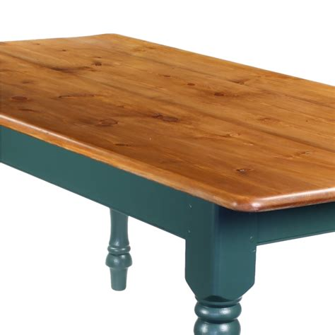 6 Foot Finished Pine Kitchen Farmhouse Dining Table X Ebay 6 Foot Dining Table