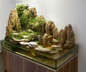 bring the into your home with tide pool aquariums