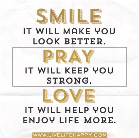 better smile smile it and on