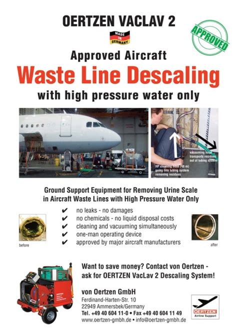 Hydraflow Flooring by 400 Bar 400 Volt Aircraft Waste Line Cleaner Cold Water