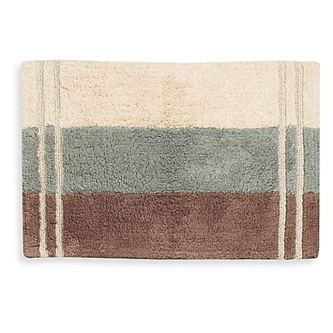Croscill 174 Fairfax Bath Rug In Aqua Bed Bath Beyond Croscill Bathroom Rugs