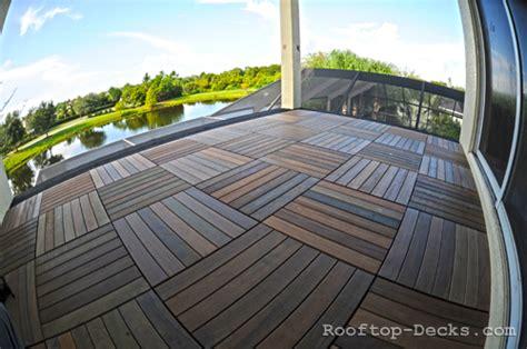 rooftop decks photo gallery