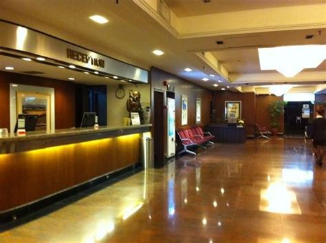 View into the hotel lobby. Picture of Chancellor@Orchard, Singapore TripAdvisor