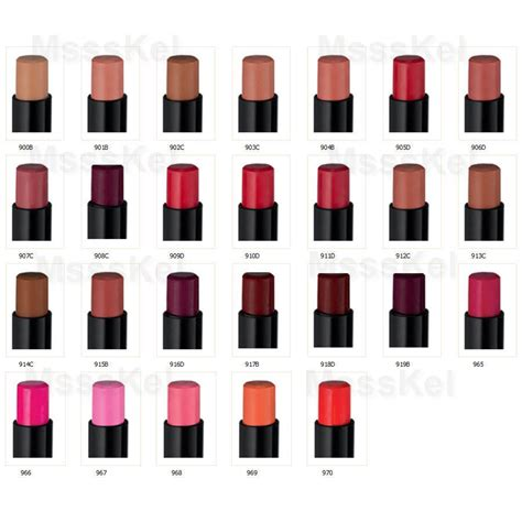 n mega last lip color u choice lipstick lipcolor makeup semi matte ebay