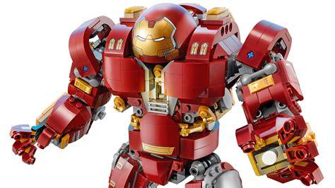 iron mans hulkbuster suit giant lego set