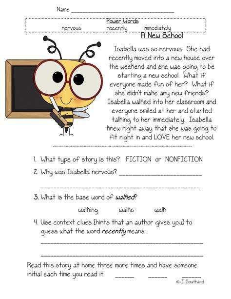 printable reading worksheets for 1st grade 1st grade reading comprehension lessons tes teach