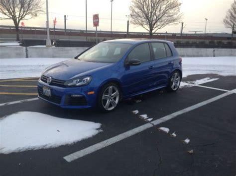 2013 volkswagen golf r with sunroof and navigation buy used 2013 vw volkswagen golf r awd with sunroof and