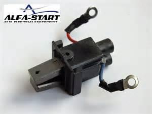 Vosteon 1 Box alternator brush box holder visteon and motorcraft units