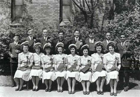 Guardian Orphanage Class Of 1945
