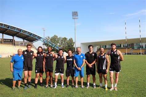 test rugby test rugby zebre rosa associati