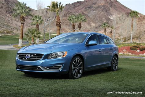 volvo wagon first drive review 2015 volvo v60 t5 sport wagon with