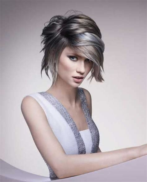 grey hair 2015 highlight ideas 25 short hair colors 2014 2015 http www short