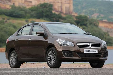 Price Of Suzuki Suzuki Philippines Reveals Price Details Of 2016 Ciaz C