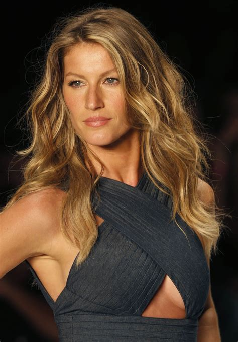 Is Gisele Bundchen by Gisele Bundchen Colcci Summer 2015 Fashion Show April 2014