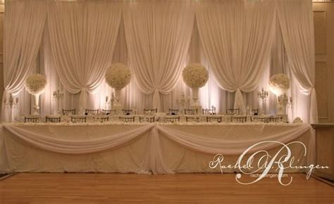 table drapes for weddings draping for weddings and events portland wedding lights