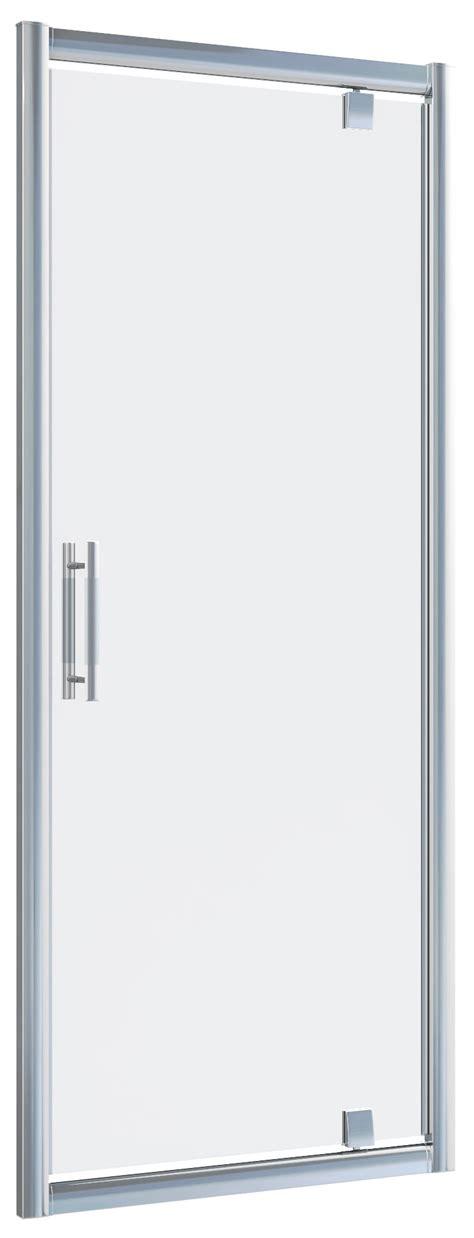 twyford es pivot shower enclosure door mm escp