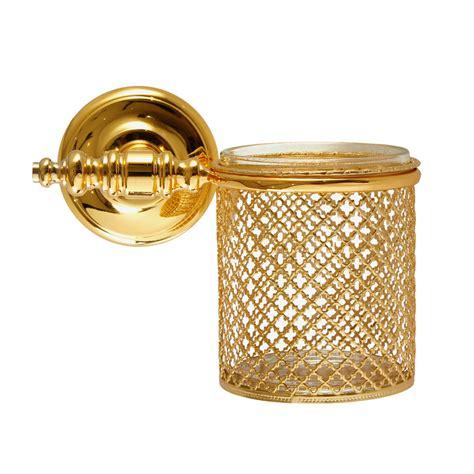 antique gold bathroom accessories buy villari firenze wall toothbrush holder antique gold amara