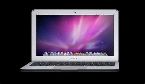 wann kommen neue macbook air macbook air neue modellreihe apples ultrabook bereits